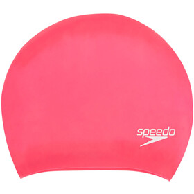 speedo Long Hair Cap ecstatic/magenta/pink splash